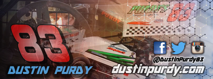 Dustin Purdy Header